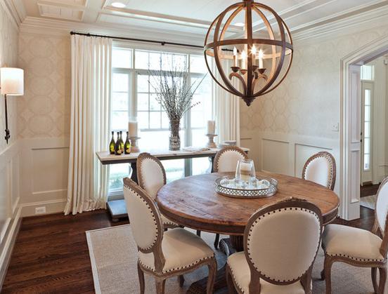 现代别墅室内装修设计图 别墅装修哪种风格好